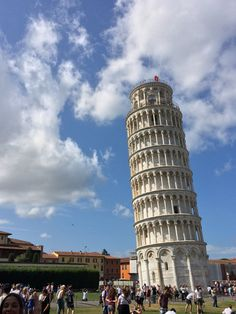 No trip to Northern Italy is complete without a stop in Pisa.