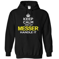 I Love It is a MESSER thing you would not understand Shirts & Tees