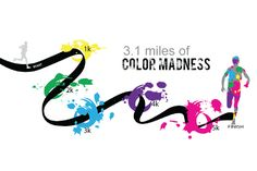 "I just registered to run the Happiest 5K on Earth - The Color Run™ - In WinstonSalem on March 16.  Join my team ""Painted Fun"" :)"