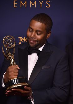 Kenan Thompson, a 2018 Emmy winner. Kenan Thompson, American Actors, Pretty Cool, Eye Candy, Comedy, Celebrities, Classic, People, Movie Posters