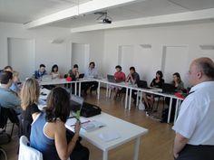 """Segunda edición del taller """"Facebook para empresas"""" en la Cámara de Comercio de Sant Feliu de Guíxols. Más información: http://www.community.es/curso-profesional-community-manager/curso-como-hacer-una-pagina-de-empresa-de-facebook/"""