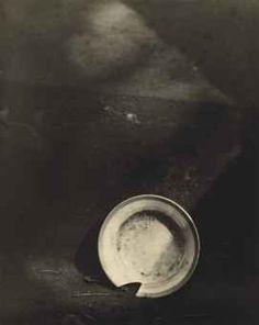 JOSEF SUDEK (1896-1976) Broken Dish, 1924 gelatin silver print signed in pencil (on the mount) image/sheet: 11 5/8 x 9¼in. (29.5 x 23.5cm.) mount: 19 5/8 x 17½in. (49.8 x 44.5cm.)