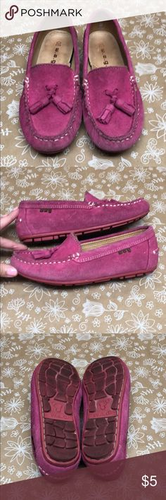 Girls Loafers Moccasins 🌸 Size 3 Preloved condition WAG Shoes Moccasins