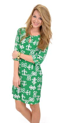 These are the kind of dresses that are good to have in your closet! $46 at shopbluedoor.com