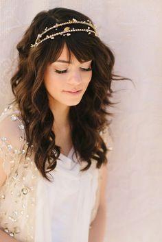 http://weddighair.blogspot.com.tr/2014/11/wedding-headbands.html Wedding Headbands - Weddig Hair