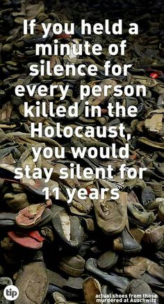 girlactionfigure: Today is Yom HaShoah. Israel's Holocaust Memorial Day. Today we honor the Six Million lost. what I think about this is BEYOND IMAGINATION! History Facts, World History, History Quotes, Jewish History, Holocaust Books, Berlin, Thoughts, Remembrance Day, Memories