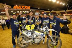 Haaker Takes SuperEnduro Title #FlyRacing http://www.flyracing.com/video/haaker-takes-superenduro-title