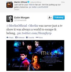 Merlin was never just a show