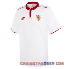 Camiseta tailandia Sevilla 2016 2017 primera 662d19e537b1c
