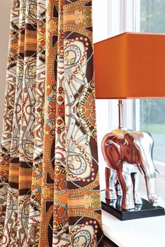 The #Equestrian inspired Chevalier #fabric collection from JAB Anstoetz