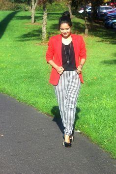 My Fashion Fixes: Simple Stripes!
