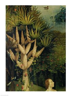 Bosch, detail from The Tree of Knowledge of Good and Evil
