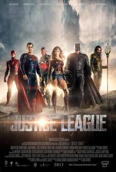 Justice League Movie Poster by Bryanzap on DeviantArt Watch Justice League, Justice League 2017, Dc Movies, Great Movies, Movie Tv, Movies Online, 2017 Movies, Aquaman, Marvel Dc