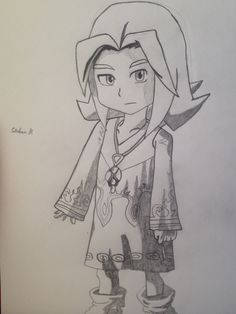 Kafei from Legend of Zelda: Majora's Mask