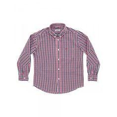 Classic gingham shirt #SUN68 #SS16 #kids #shirt