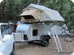 So Cal Teardrops Options Options Side Awning