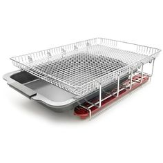 I pinned this Barbeque Grill Rack/Roaster from the Backyard Barbecue event at Joss and Main!  $89.95