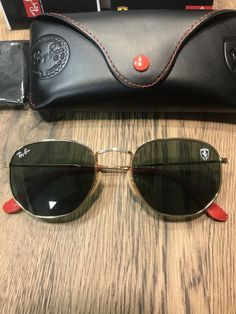 869d2780f24 Ray Ban Scuderia ferrari Marshal  fashion  clothing  shoes  accessories   unisexclothingshoesaccs