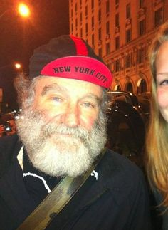 Robin Williams is a Hipster?