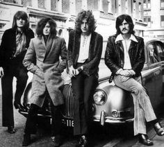 Led Zeppelin | Rock'n Roll & Heavy Metal: Led Zeppelin