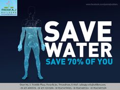 Save Water  Save 70% of You Water Signs, Buddha Art, Water Conservation, Save Water, Quotes, Painting, Buddha Artwork, Quotations, Conservation Of Water