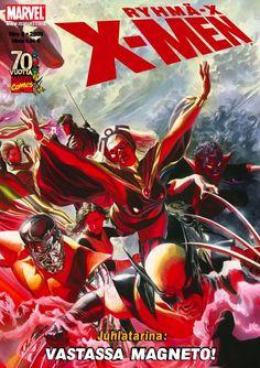 Ryhmä-X: nro 8/2009. #x-men #sarjakuvalehti #sarjakuva #sarjis #egmont #marvel