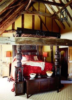 A 14th Century English home