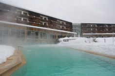 Pool in Austria - Falkensteiner Carinzia in Nassfeld, Kärnten - Österreich - #winter #pool #wellness