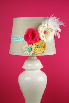 whatchu talkin bout willis?: Anthropologie-Inspired Lampshade Tutorial: 2nd Annual Handmade Holidays Blog Hop