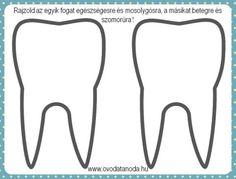 Dental Health, February, Teeth, Speech Language Therapy, Oral Health