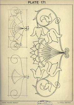 see site for many more - 1895 - Cusack's freehand ornament. A text book with chapters on elements, principles, and methods of freehand drawing, for the general use of teachers and students .. by Armstrong, Charles