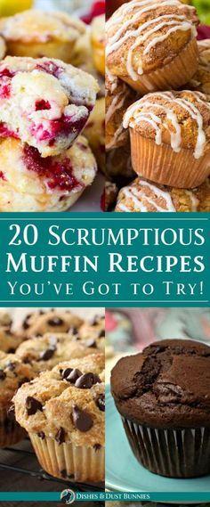 English Muffin Recipes, Muffin Tin Recipes, Healthy Muffin Recipes, Healthy Muffins, Breakfast Recipes, Muffin Tins, Brunch Recipes, Bread Recipes, Cinnamon Recipes