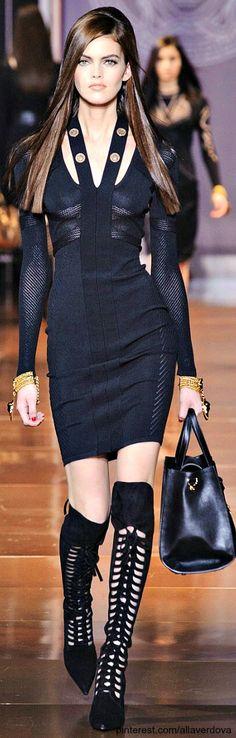 Versace Fall 2014. |  ~LadyLuxury~
