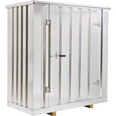 Do you need additional space to store excess inventory or to keep valuable equipment or supplies secure? Are you in the construction indust. Self Storage, Wood Storage, Diy Storage, Storage Spaces, Locker Storage, Storage Units, Storage Cabinets, Moving Storage Containers, Shipping Container Storage