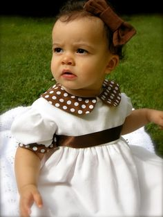 Super cute baby girl dress!