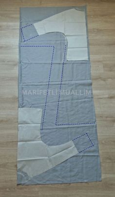 Amazing Sewing Patterns Clone Your Clothes Ideas. Enchanting Sewing Patterns Clone Your Clothes Ideas. Linen Dress Pattern, Abaya Pattern, Tunic Sewing Patterns, Sewing Blouses, Clothing Patterns, Dress Patterns, Sewing Lessons, Sewing Hacks, Sewing Tutorials