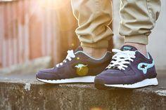 OVERKILL x KANGAROOS COIL R-1 (ABYSS) - Sneaker Freaker