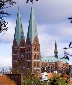 Marienkirche - St. Marien Lübeck