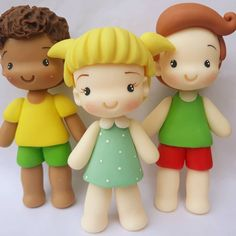 Biscuit, Hello Kitty, Polymer Clay, Dolls, Fondant, Instagram, Crafts, Character, Ideas