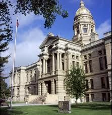 wyoming state capitol building - Google Search