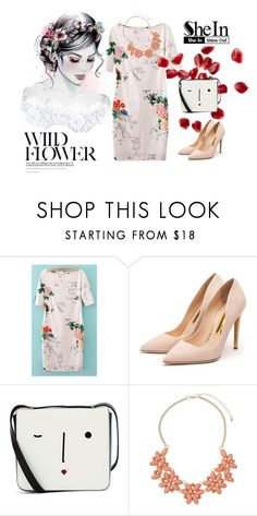 """untitled 70"" by deboraaguirregoncalves ❤ liked on Polyvore featuring Rupert Sanderson, Lulu Guinness and Dorothy Perkins"