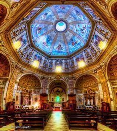 Montefiascone Cathedral, Montefiascone, Italia