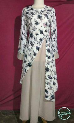 Long Dress Fashion, Modest Fashion Hijab, Abaya Fashion, Women's Fashion Dresses, Muslim Women Fashion, Islamic Fashion, Plus Size Maxi Dresses, Stylish Dresses, Modele Hijab