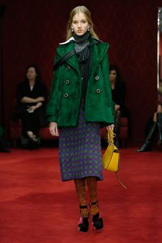 f8e9d3c682a Miu Miu Pre-Fall 2016 Collection Photos - Vogue Spring Couture, Fall  Fashion 2016