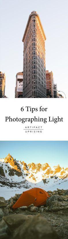 6 Tips for Photographing Light with Matthew Payne ♥ Seguici su www.reflex-mania.com/blog