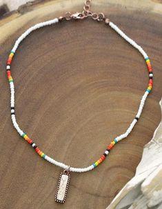 Beaded Necklace Patterns, Beaded Bracelets Tutorial, Jewelry Patterns, Seed Bead Bracelets Diy, Colorful Bracelets, Seed Bead Necklace, Seed Bead Jewelry Tutorials, Bead Patterns, Jewelry Ideas