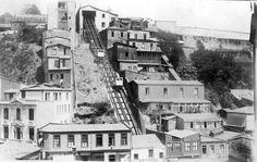 Ascensor Panteón en 1928