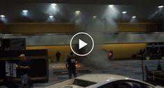 Porsche Incendeia-se Durante Evento Automóvel http://www.desconcertante.com/porsche-incendeia-se-durante-evento-automovel/