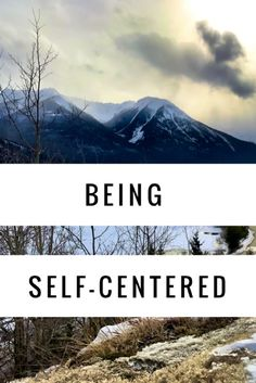Being self-centered isn't always a bad thing. Rize Meditation Blogs | taking care of yourself | how to decide what is best for your life Mindfulness Meditation, Guided Meditation, Self Centered, Coaching, Blog, Travel, Life, Training, Blogging