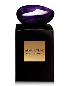 Prive Cuir Amethyste Eau De Parfum by Giorgio Armani Fragrance at Bergdorf Goodman.